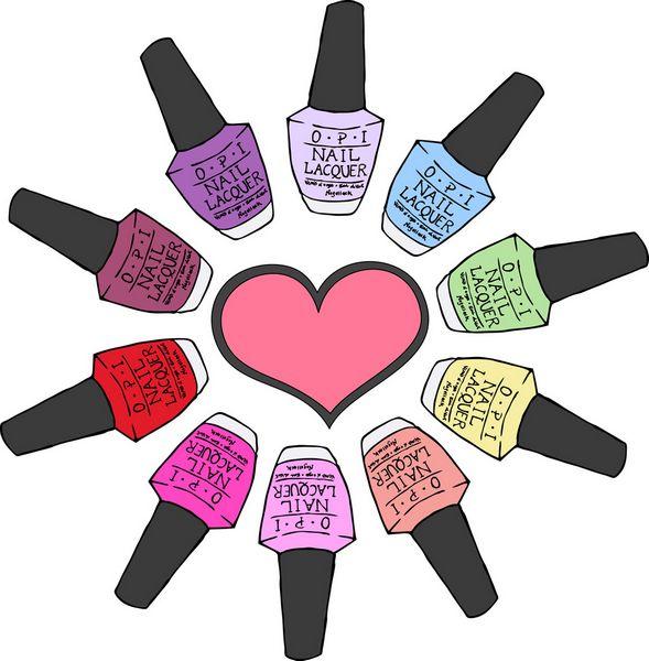 Clip Art Nail Polish Clip Art nail polish clipart kid gif bottle of clip art jpg nail
