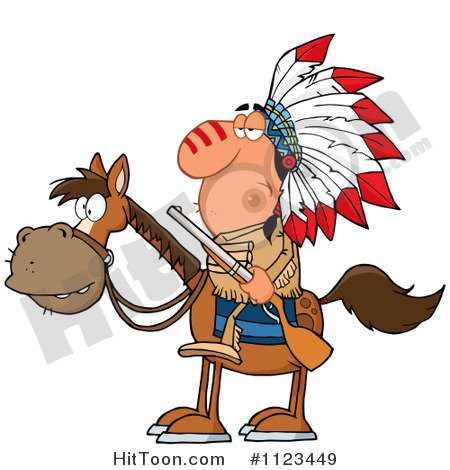 Native American Cartoon Clipart - Clipart Kid