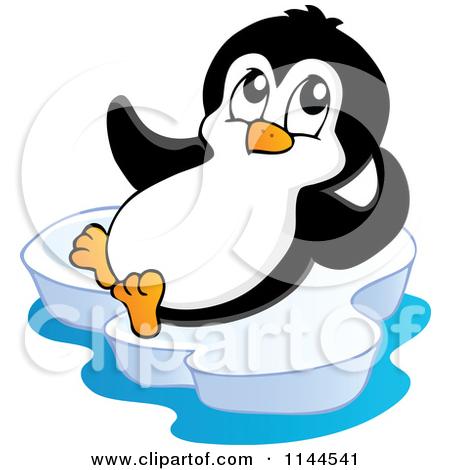 Sliding Penguins Stock Illustrations  37 Sliding Penguins