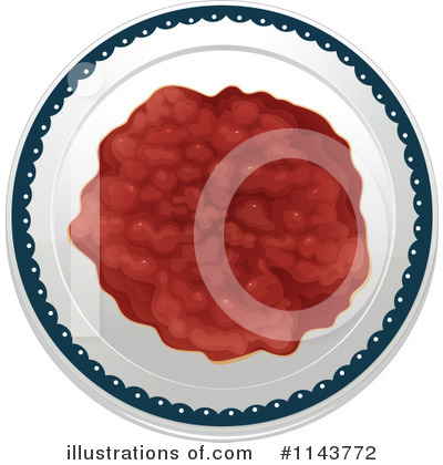 Royalty Free  Rf  Food Clipart Illustration By Colematt   Stock Sample