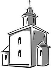 Clip Art Church Clipart Black And White black and white church clipart kid clip art white