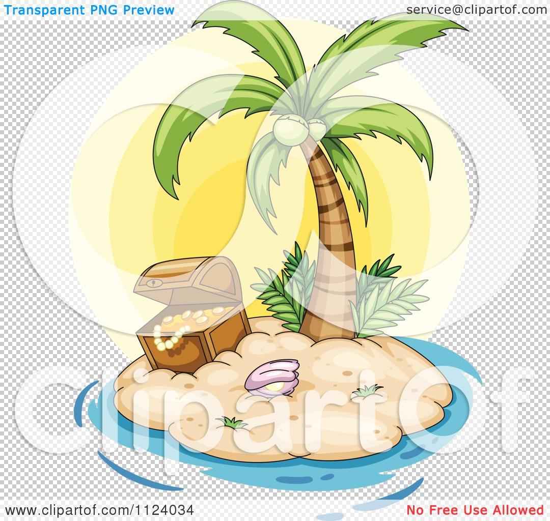 Treasure Island Clipart - Clipart Kid