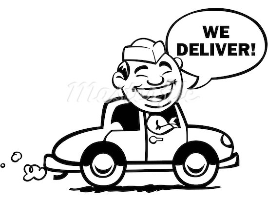 free delivery clipart - photo #40