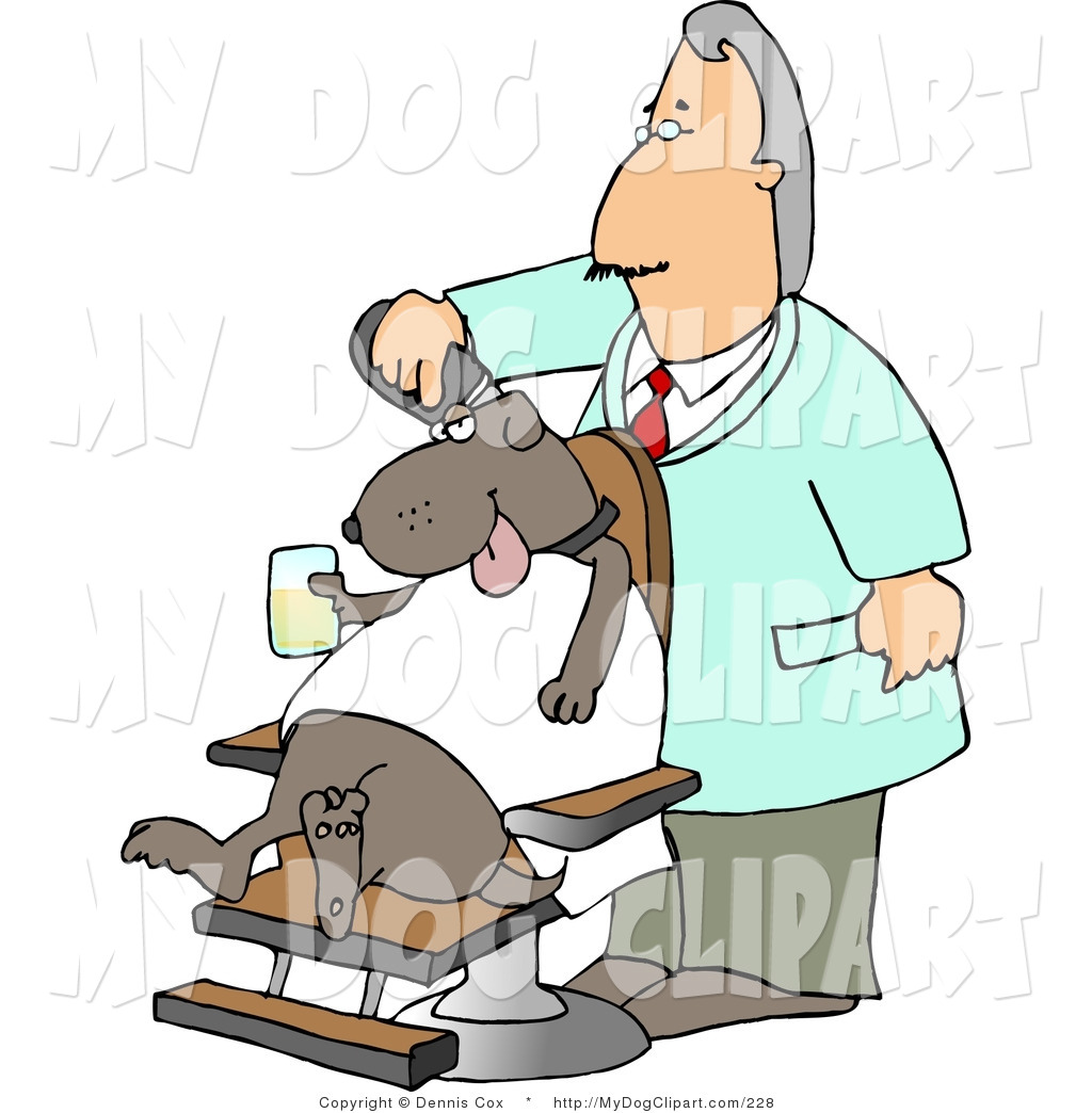 Dog Park Clip Art Clip Art Of A Male Dog Groomer
