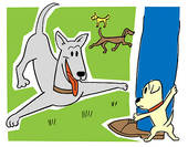 Dog Park Illustrations And Clip Art  559 Dog Park Royalty Free