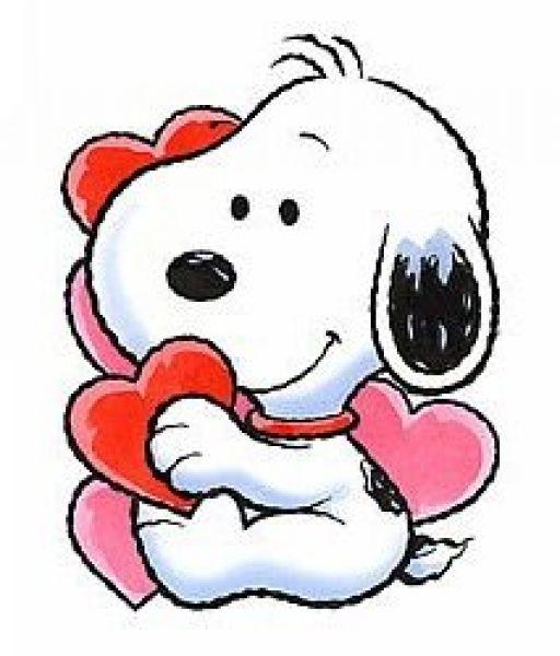 peanuts valentine clip art - photo #1