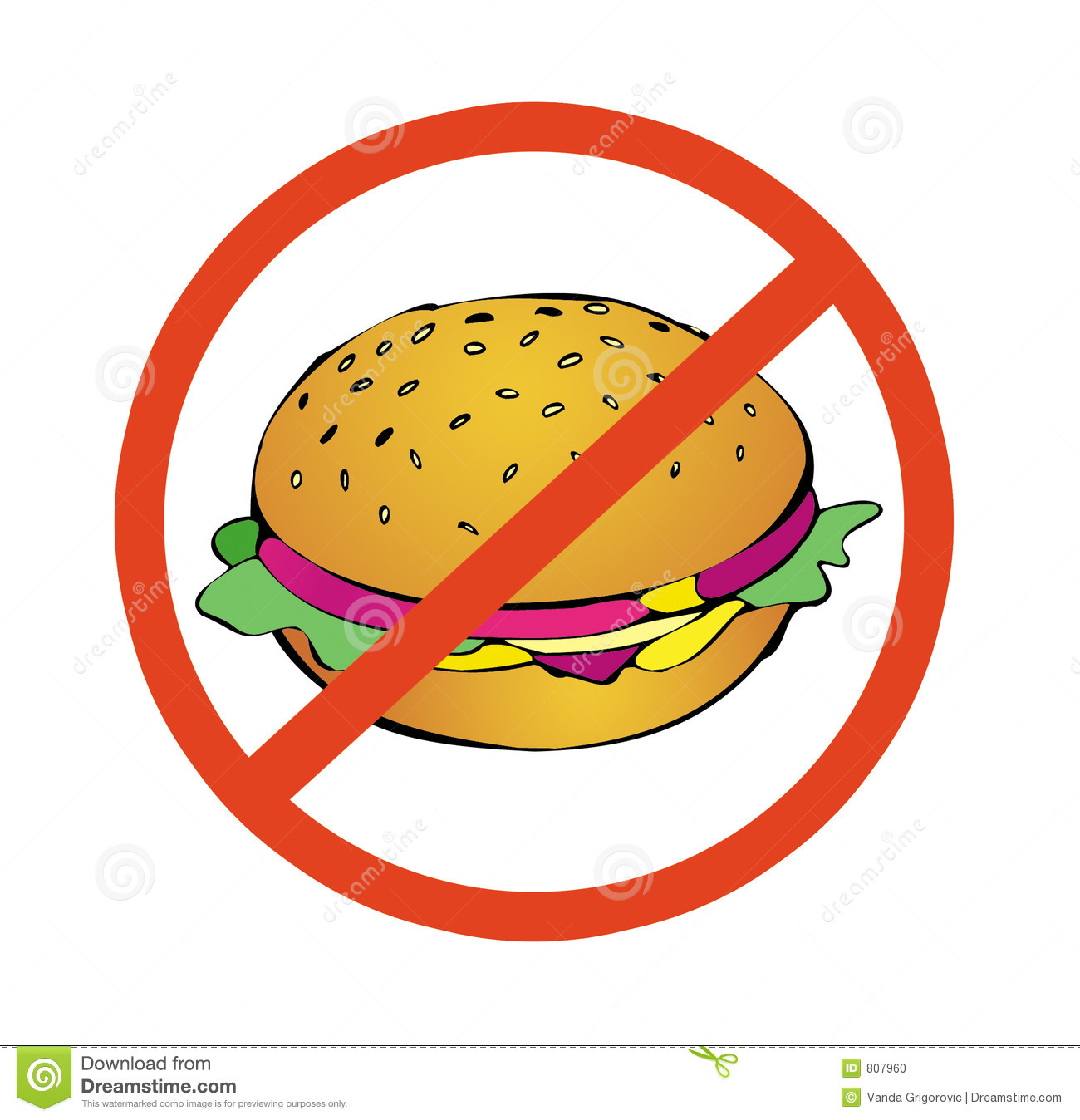 no food clipart clipart suggest