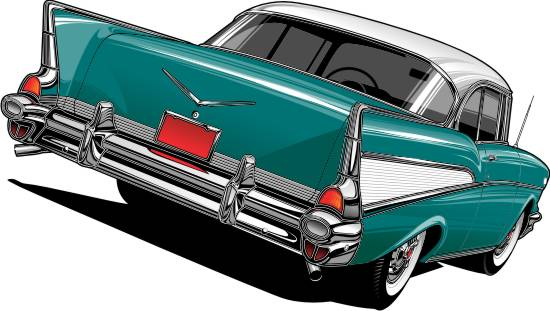 1956 Chevy Clipart   Cliparthut   Free Clipart
