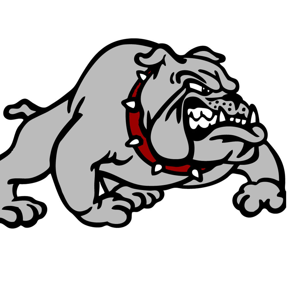 Bulldog Football Logo Girls  Nickname  Bulldogs