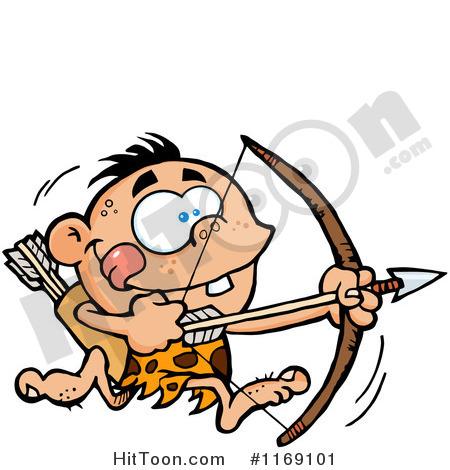 Caveman Cartoon Clipart - Clipart Kid