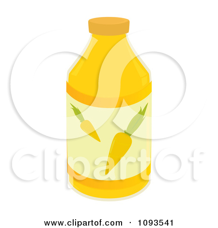 Juice Bottle Clipart - Clipart Kid