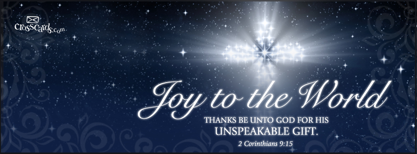 Download Joy To The World   Christian Facebook Cover   Banner