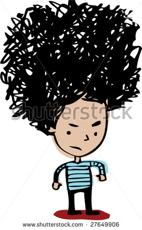 Messy Hair Boy Stock Photos Images   Pictures   Shutterstock