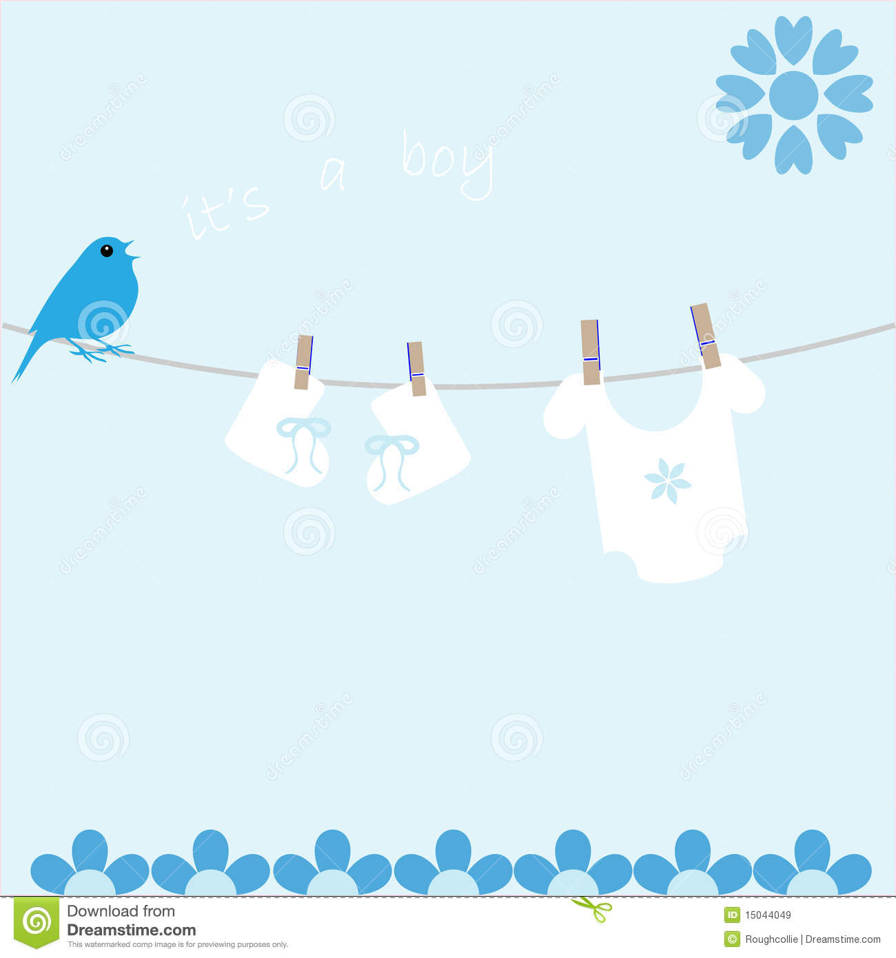 Baby Arrival Clipart Clipart Kid – New Baby Boy Announcement