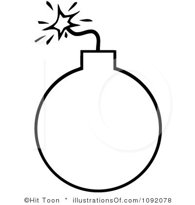 Bomb Clipart Royalty Free Bomb Clipart Illustration 1092078 Jpg