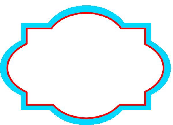 Decorative Label Clipart - Clipart Kid
