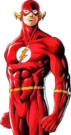 Lagoric Hobby Toys  Kostum The Flash Versi 1