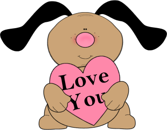 I Love You Animated Clipart - Clipart Kid