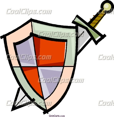 Medieval Shield Clipart - Clipart Suggest