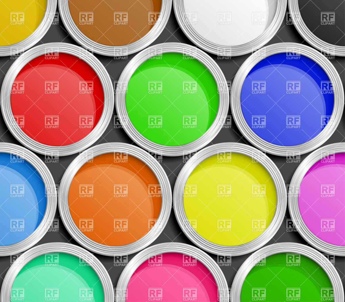 Paint Cans Backgrounds Textures Abstract Download Royalty Free