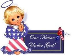 Patriotic Clipart 17   God Bless 3