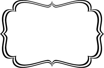 Decorative Shapes Clipart - Clipart Kid