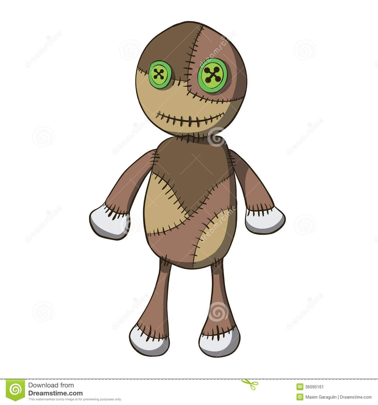 3d Cartoon Doll Clipart - Clipart Kid