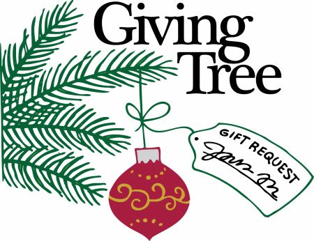 Giving Tree   Athens Catholic Community   Athens Oh