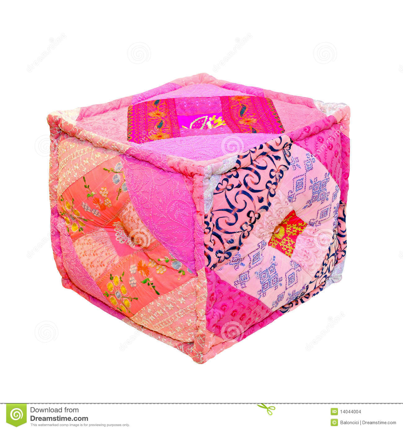Pink Dice Stock Images   Image  14044004