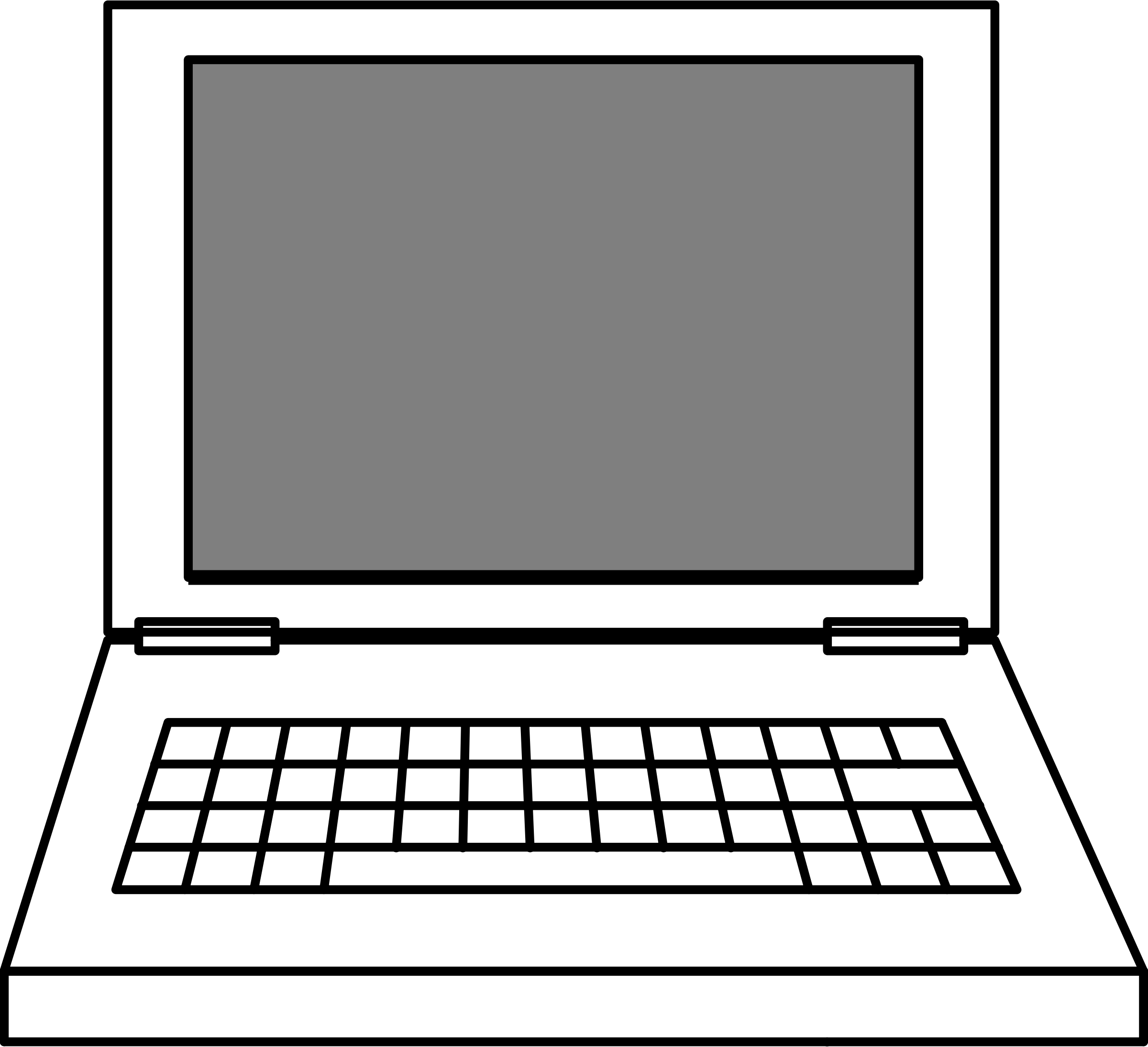 Stone Tablet Clipart Tablet Computer Clipart