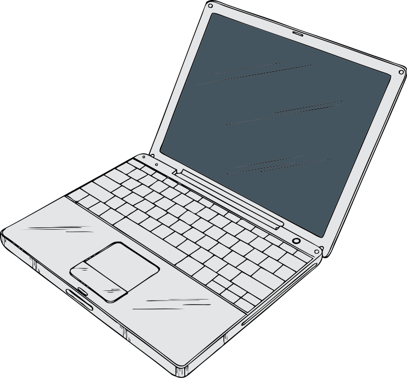 Tablet Computer Clipart Pictures Png 160 59 Kb Laptop Computer Clipart