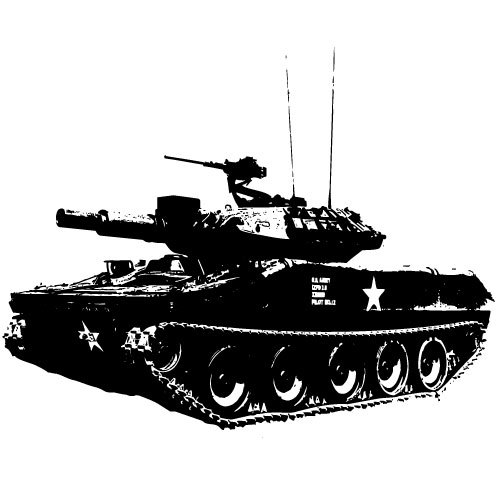 Tank Vector Clip Art   Public Domain Vectors