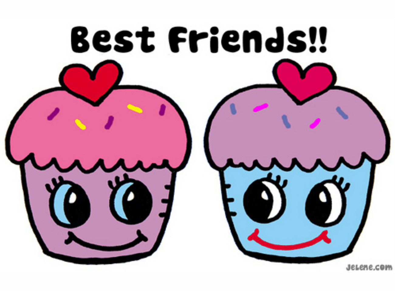 Bff Clipart - Clipart Kid