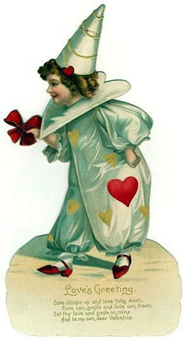 Click One Of The Free Vintage Valentine S Day Clip Art Images Below