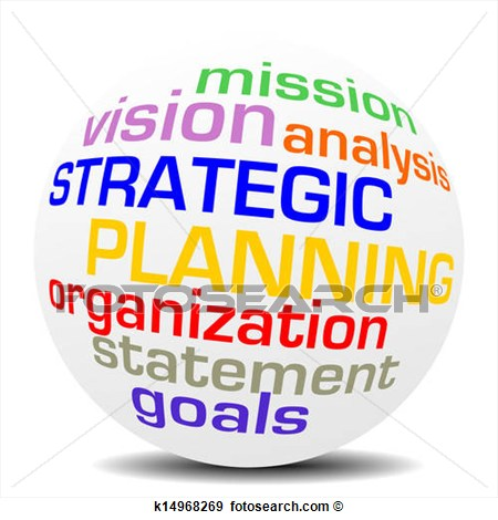 Of Strategic Planning Word Sphere K14968269   Search Vector Clipart