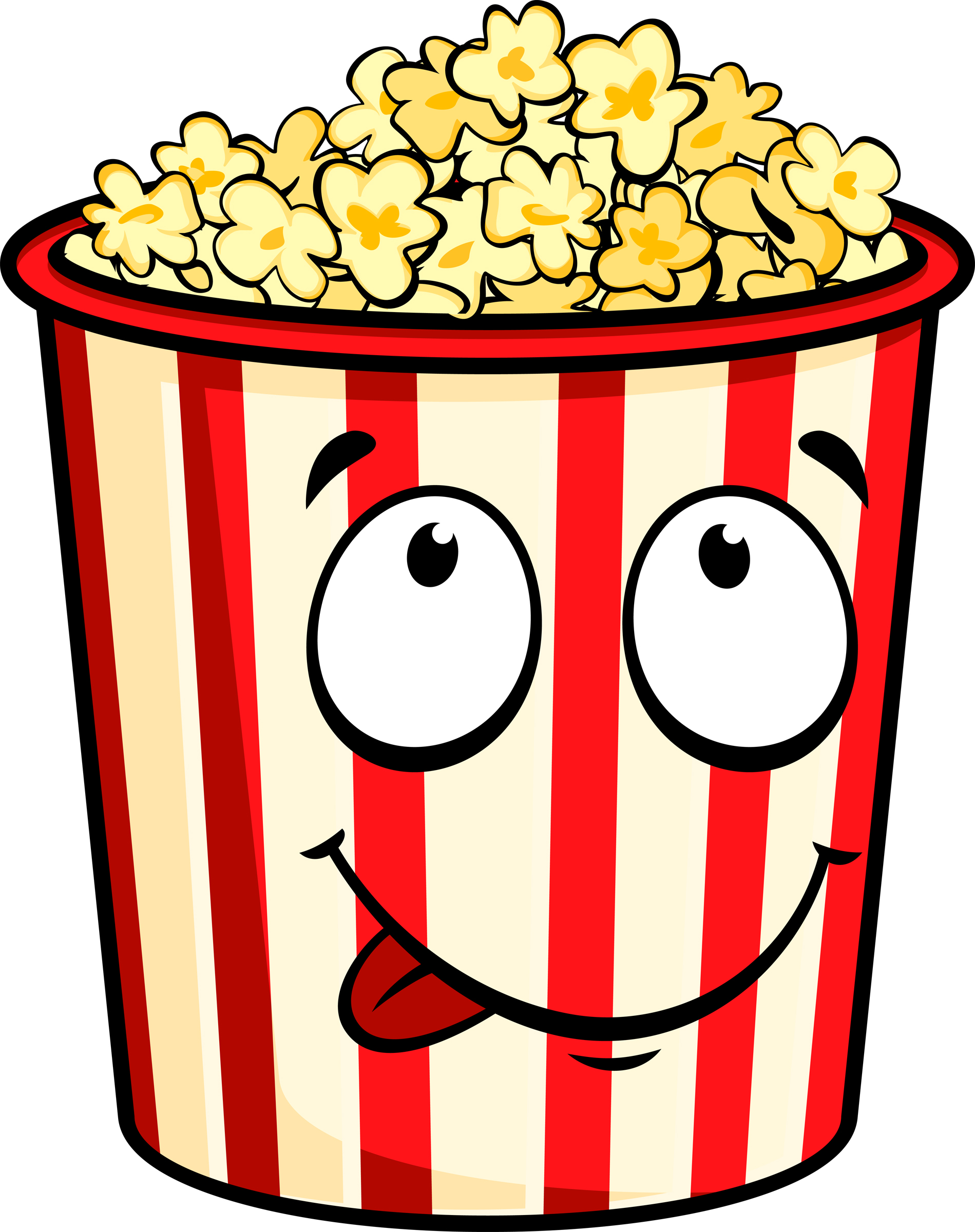 Popcorn Popping Clipart - Clipart Suggest Popping Popcorn Clip Art
