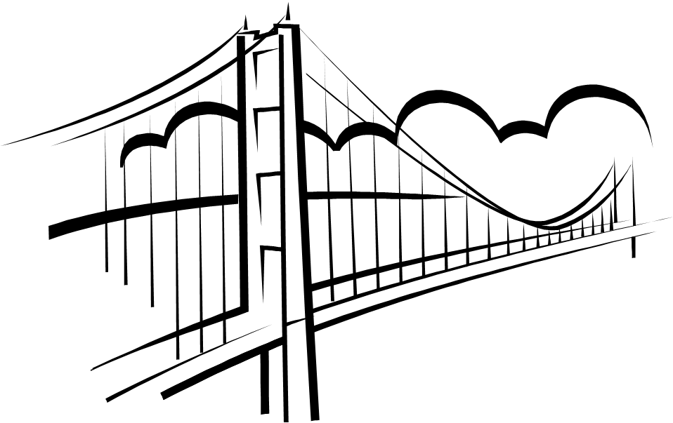 Clip Art Clipart Bridge simple bridge clipart kid clipart