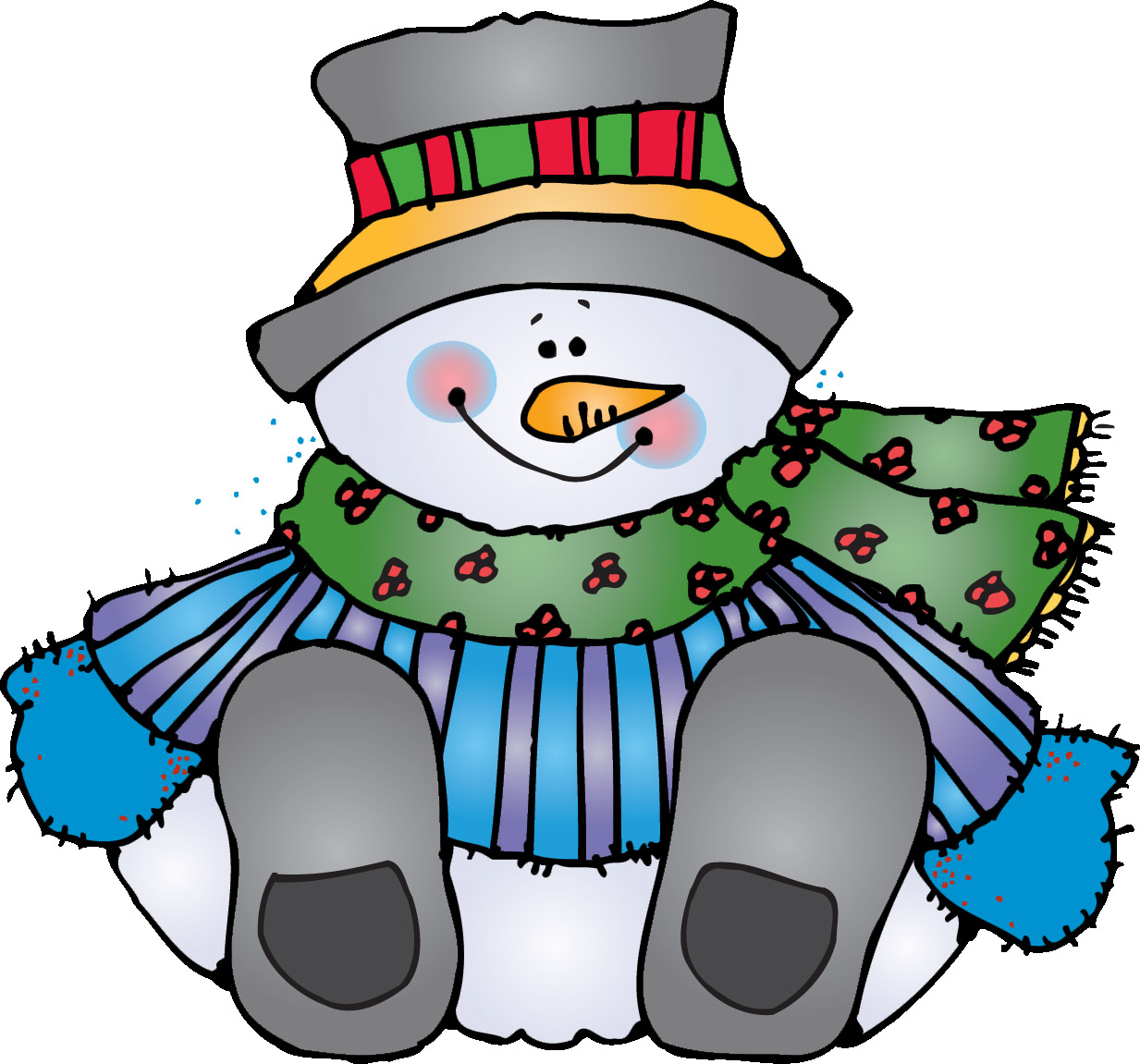 winter vacation clipart - photo #46