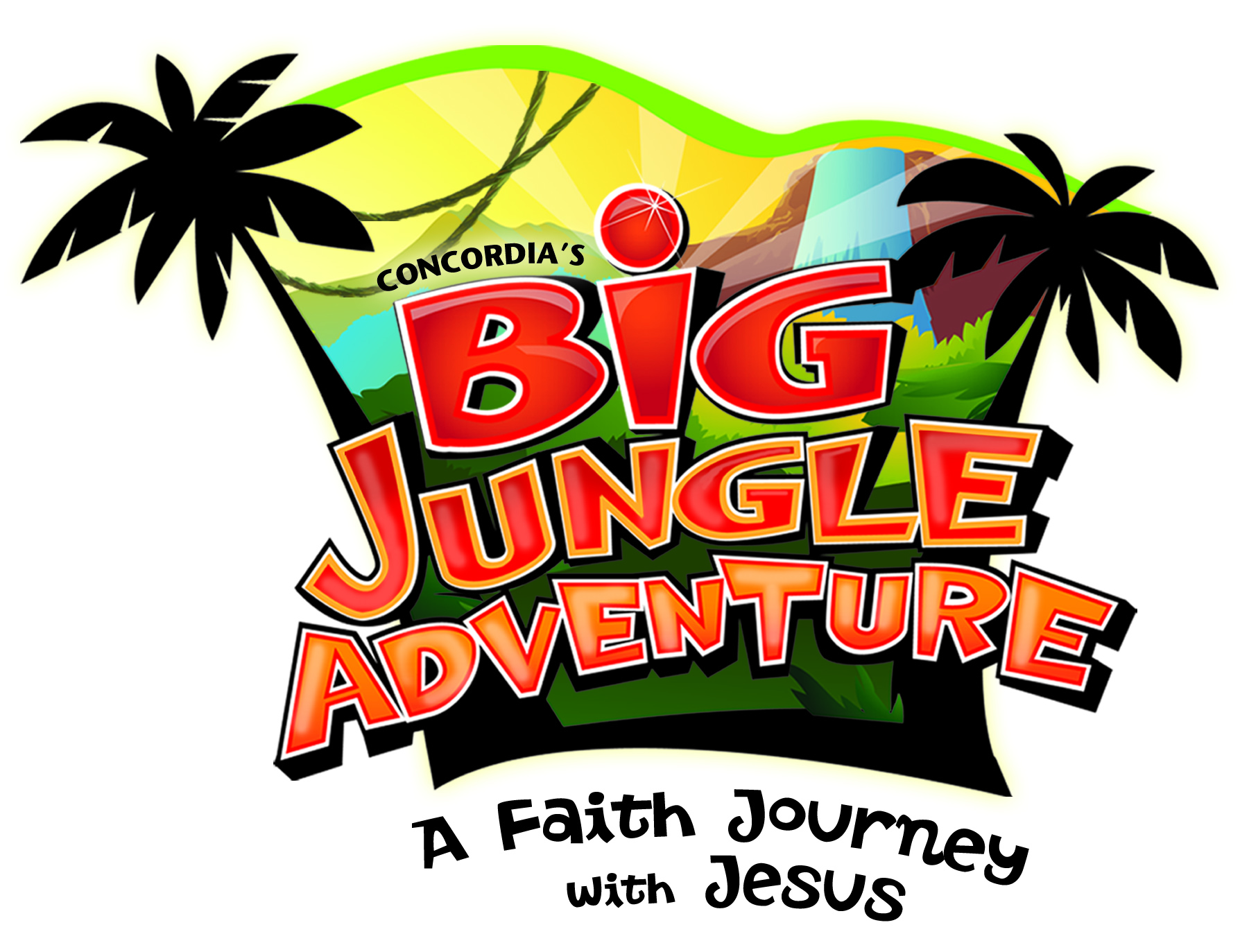 Big Jungle Adventure A Faith Journey With Jesus Vacation Bible School