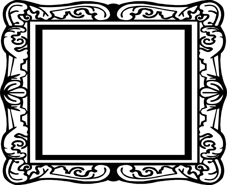 Freestockphotos Bizof A Blank Picture Frame