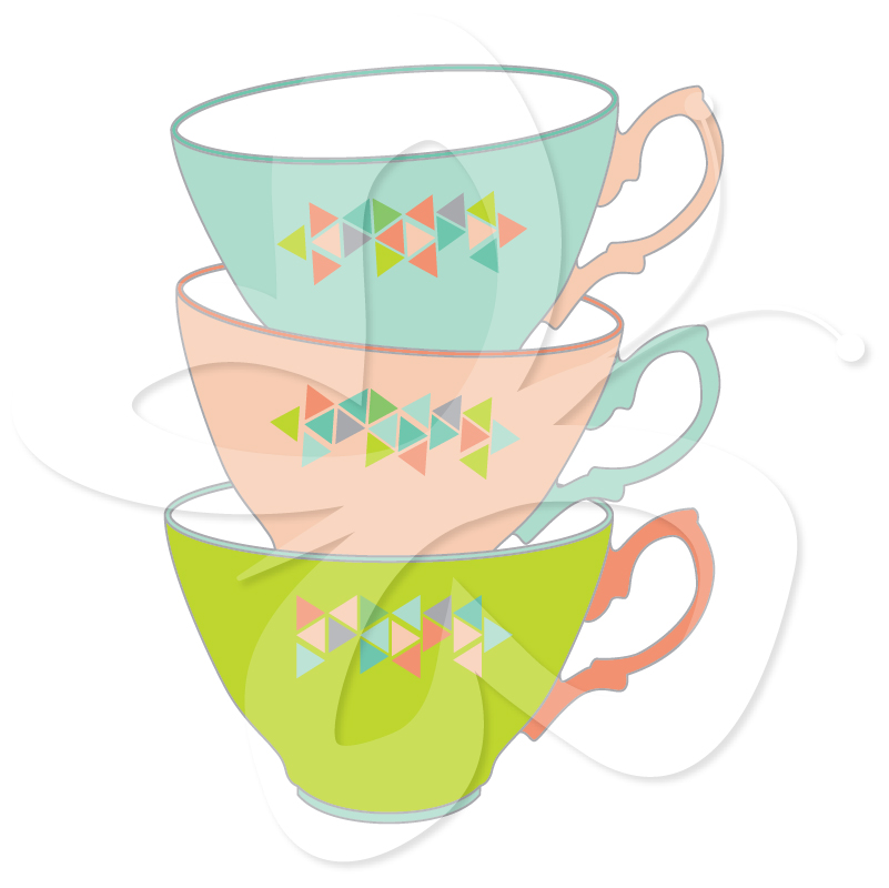 Teapot And Teacup Clipart - Clipart Suggest