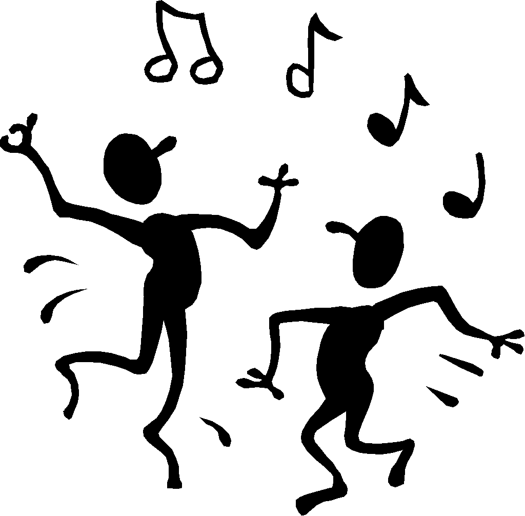 Silly Singing Clipart