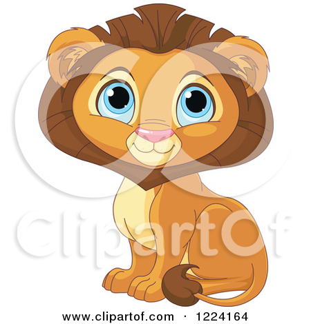 Royalty Free  Rf  Lion Clipart Illustrations Vector Graphics  1