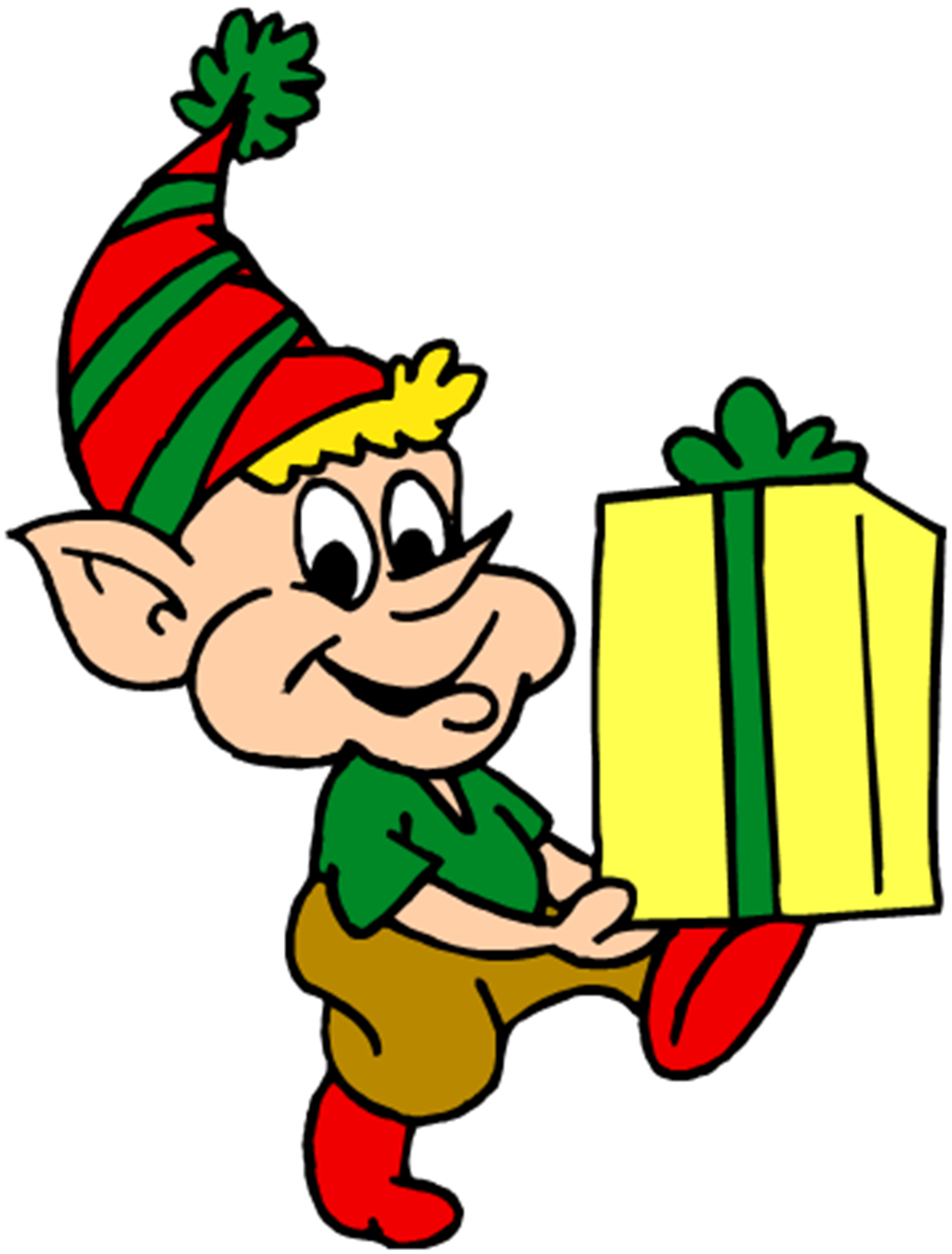 merry christmas elf images