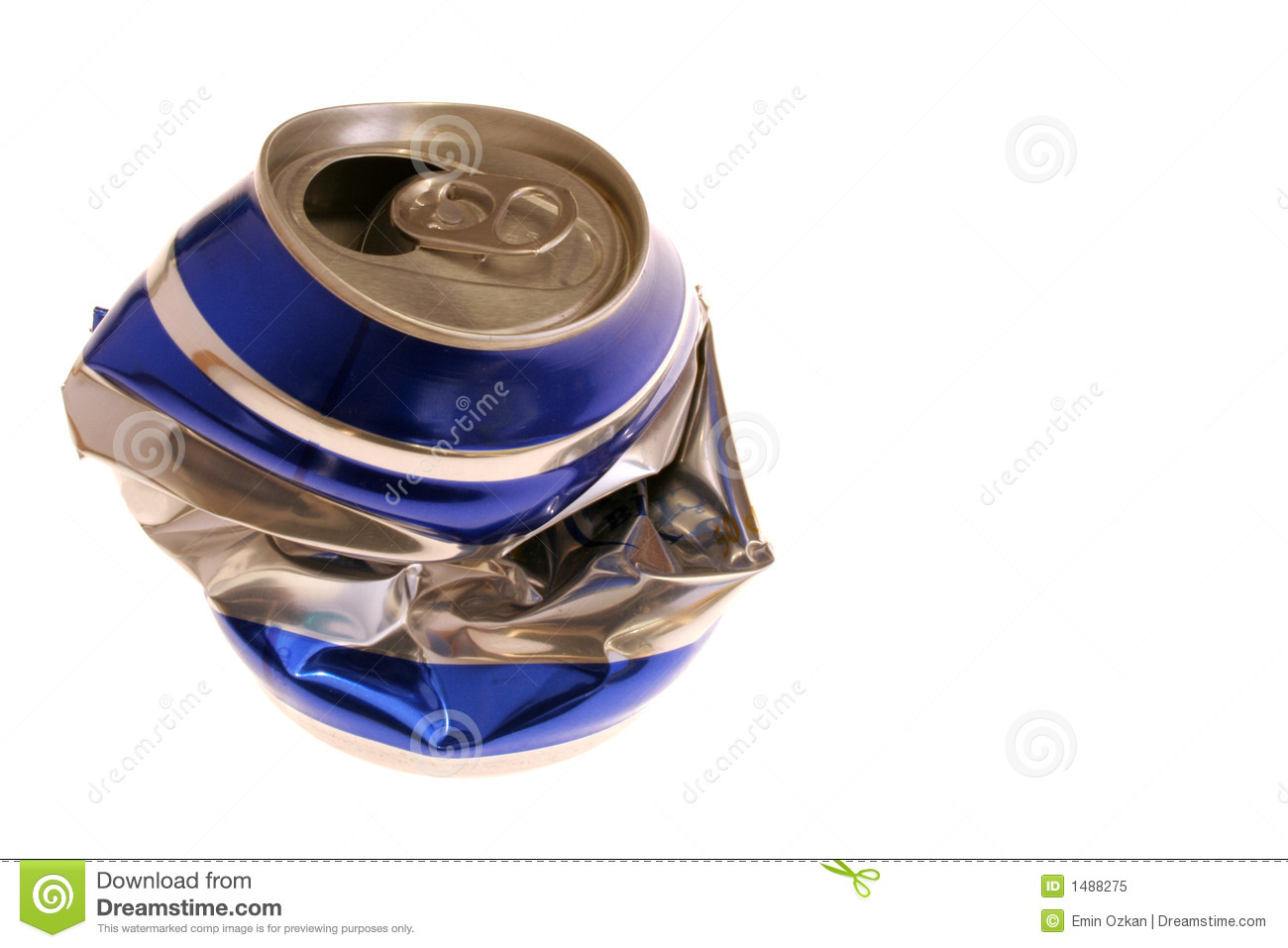 Crushed Beer Can Clip Art Crushed Beer Can