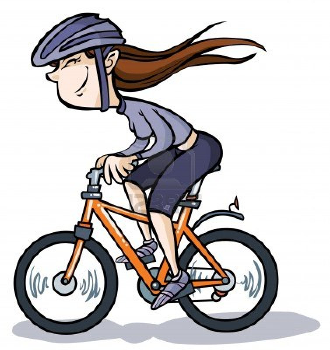 Cycling Cartoon Images   Wallpaper Hd Wide