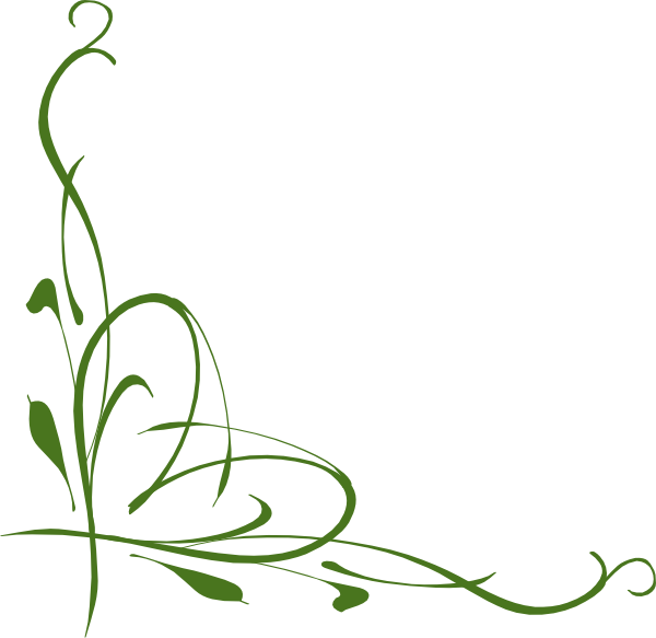 Green Vine Clip Art At Clker Com   Vector Clip Art Online Royalty