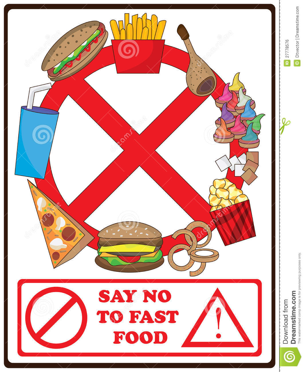 say no to fast food essay Speech of junk food essay writing service, custom speech of junk food papers, term papers, free speech of junk food samples, research papers, help.