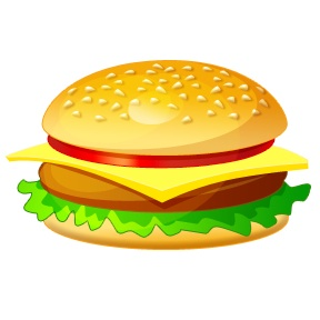 Clip Art Burger Clipart mcdonalds hamburger clipart kid at participating mcdonald s locations including in new york city