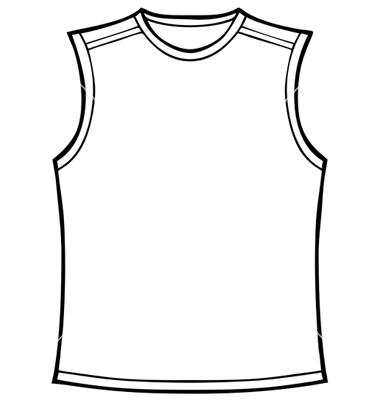 basketball jersey blank template. Black Bedroom Furniture Sets. Home Design Ideas